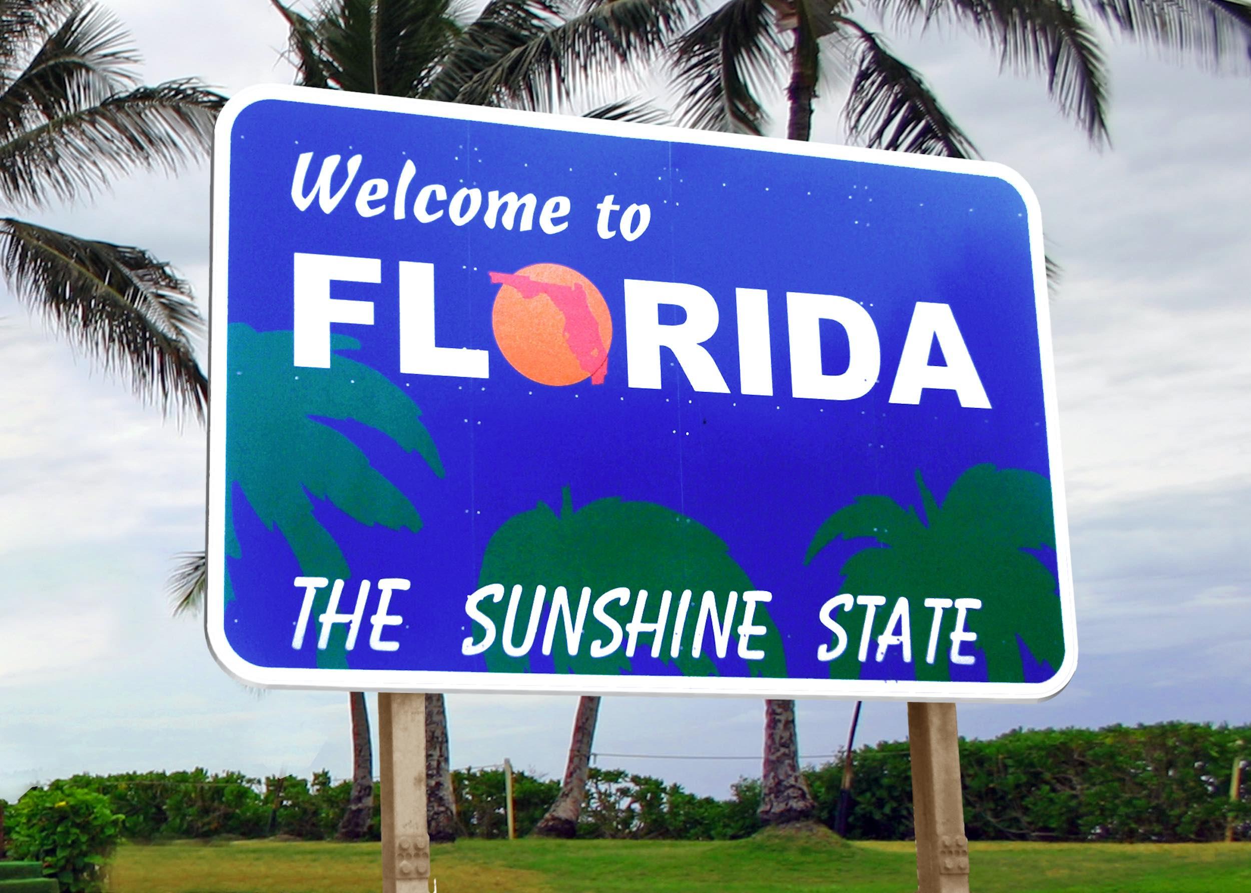 welcome florida