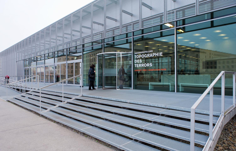 Commercial Aluminium Doors architecture glass building steel museum