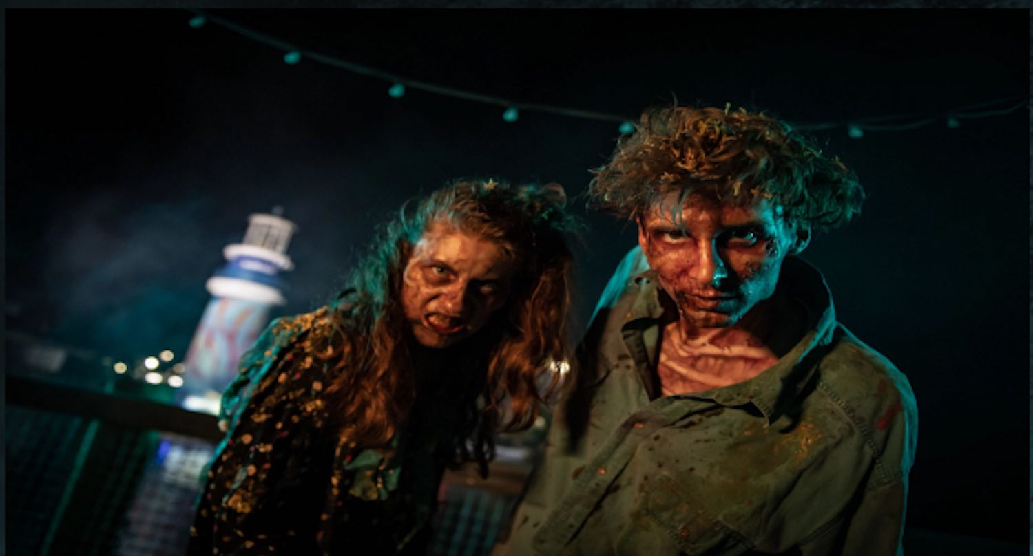 Howl-O-Scream deal for College Students